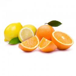 Citroner+Appelsiner (6+6)